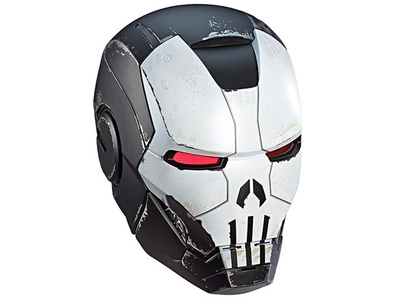 Marvel Legends Marvel Comics 80th Anniversary Punisher 1:1 Scale Wearable Helmet