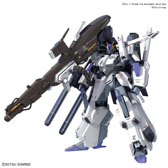 Gundam MG 1/100 FAZZ (Ver.Ka) Model Kit Pre-order