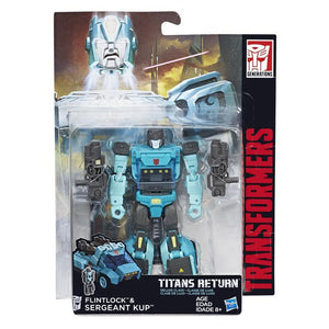 Transformers Titans Return Deluxe - Sergeant Kup