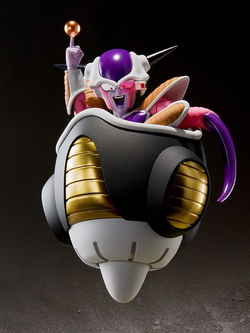 S. H. Figuarts Dragon Ball Z- Frieza First Form & Frieza Pod Set Pre-order