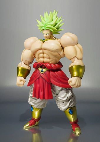 S. H. Figuarts Dragon Ball Z - Broly SDCC 2016 Exclusive