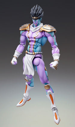 JoJo Bizarre Adventure Diamond is Unbreakable Super Action Statue - Star Platinum