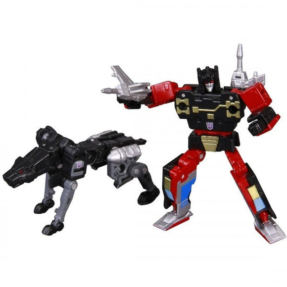 Transformers Masterpiece MP-15 Rumble & Jaguar Reissue