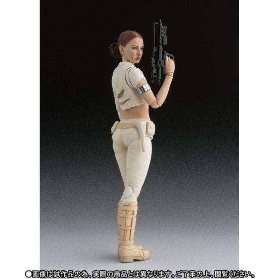 S.H. Figuarts Star Wars Episode II (Attack Of The Clones) - Padme Amidala Tamashii Web Exclusive
