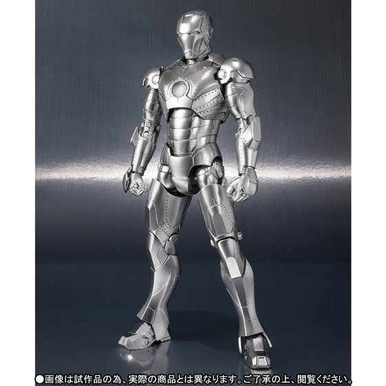 S.H. Figuarts Iron Man - Iron Man Mark 2 Tamashii Web Exclusive