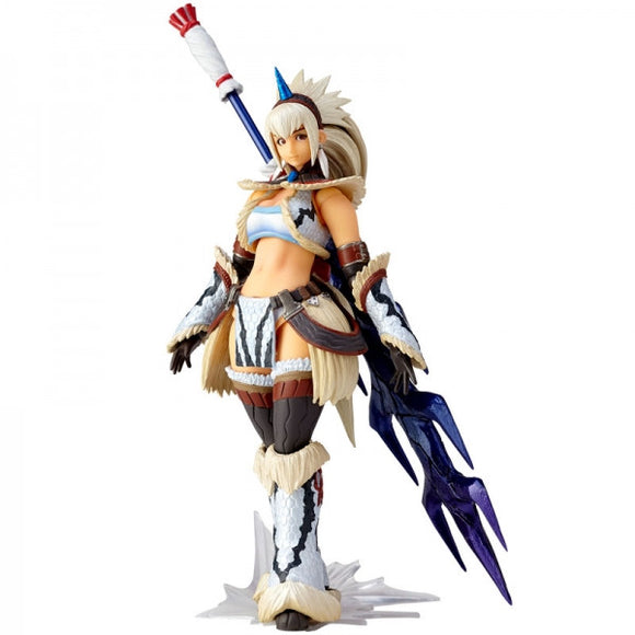 Revoltech Vulcanlog Monster Hunter Revo - Swordswoman Kirin Series