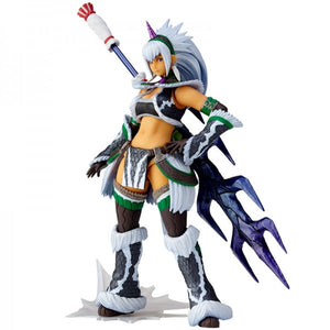 Revoltech Vulcanlog Monster Hunter Revo - Swordswoman Kirin U Series