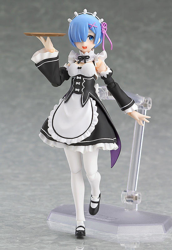 Figma Re:Zero -Starting Life In Another World- Rem Re-issue Pre-order
