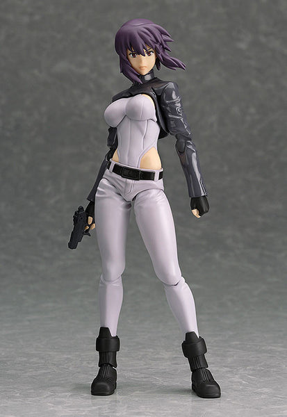Figma Ghost In The Shell Stand Alone Complex - Motoko Kusanagi S.A.C. Version Reissue