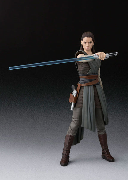 S. H. Figuarts Star Wars The Last Jedi - Rey