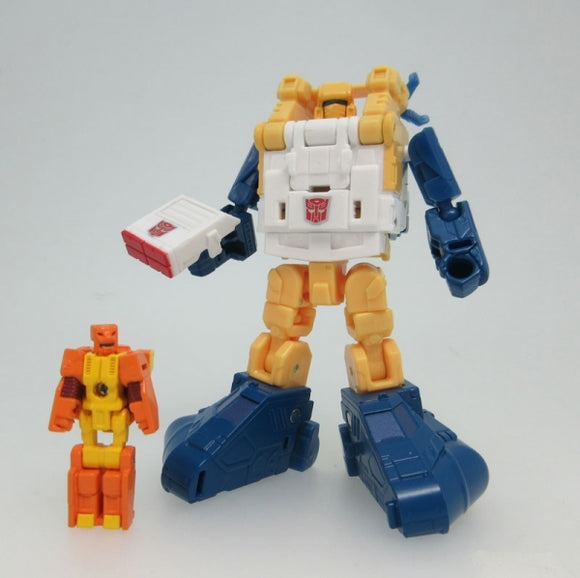Transformers Legends - LG-64 Seaspray & Lione