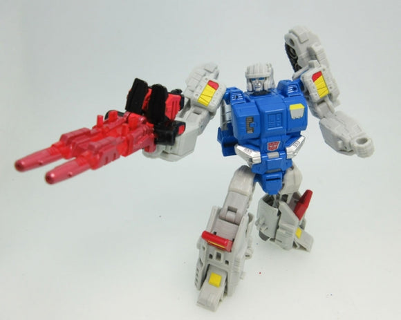 Transformers Legends - LG-65 Targetmaster Twin Twist