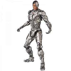 MAFEX Justice League - Cyborg