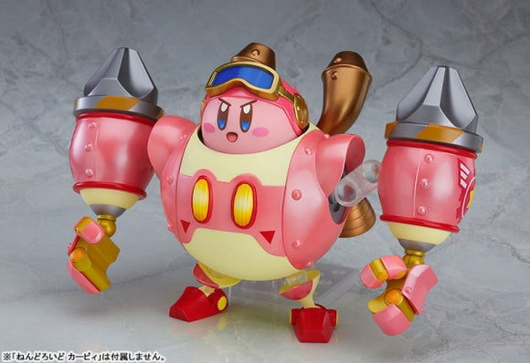 Nendoroid More Kirby Planet Robobot - Robot Armor & Kirby