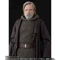 S.H. Figuarts Star Wars The Last Jedi - Luke Skywalker Tamashii Web Exclusive