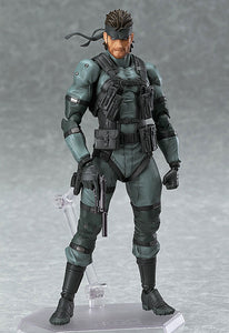 Figma Metal Gear Solid - Solid Snake MGS2 Version (Reissue)