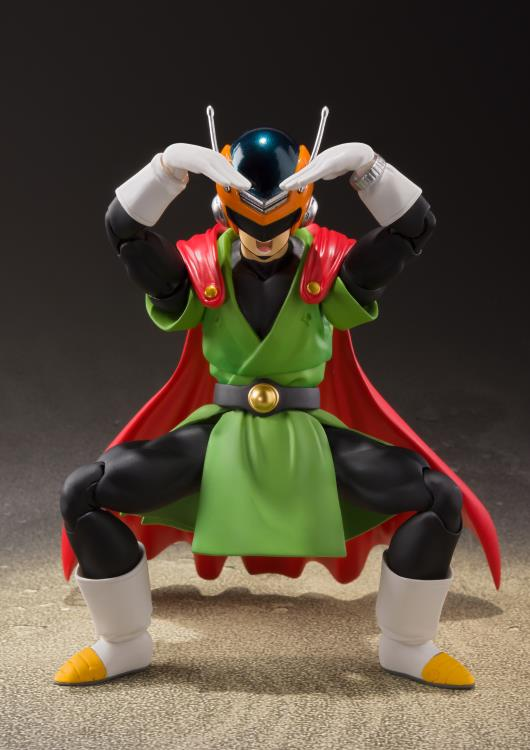 S. H. Figuarts Dragon Ball Z - Great Saiyaman Japanese Release Ver W/Shipper Box