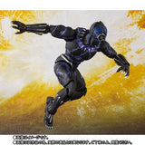 S. H. Figuarts Avengers: Infinity War - Black Panther King of Wakanda Japan Release Ver.