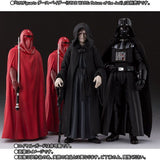 S. H. Figuarts Star Wars - Death Star II Throne Room Set - Emperor Palpatine - Tamashii Web Exclusive