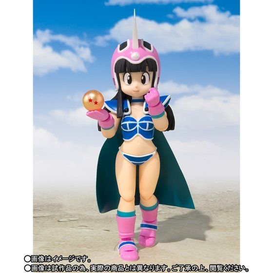 S. H. Figuarts Dragon Ball - Chichi Childhood Version Pre-order