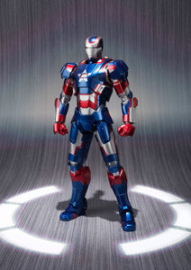 S. H. Figuarts Iron Man 3 - Iron Patriot (Reissue)