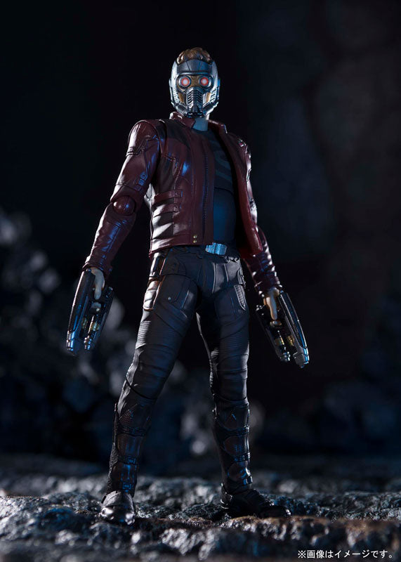 S.H. Figuarts Avengers: Infinity War - Star-Lord (Reissue) Pre-order