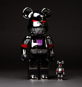 SDCC Bait Transformers x Megatron Bear
