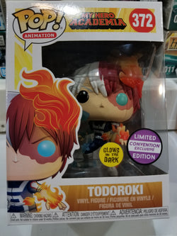 Funko Pop!  My Hero Academia - Todoroki Limited Glow in the Dark #372