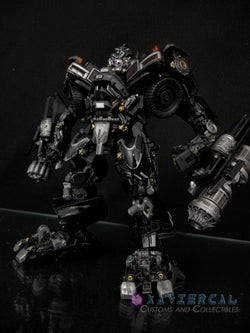 Xavier Cal Custom Transformers Masterpiece Movie Series MPM-6 Ironhide
