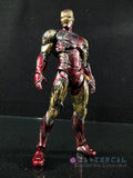 Xavier Cal Custom S. H. Figuarts Marvel Avengers Endgame - Iron Man Final Battle Ver.