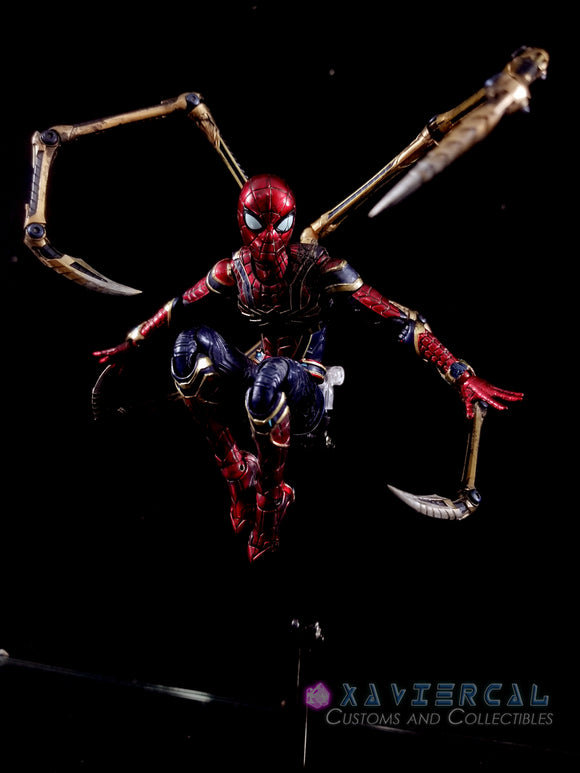 Xavier Cal Custom S. H. Figuarts Marvel Avengers Endgame - Iron Spider Final Battle Ver.
