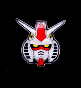Acrylic Collectible Pin Mobile Suit Gundam - RX-78-2 Gundam