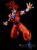 Xavier Cal Custom IMAGINATION WORKS - Dragon Ball Super - SSGSS Son Goku