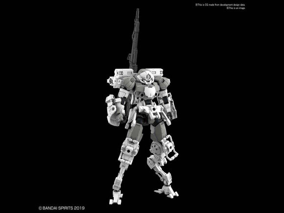 30 Minute Missions 1/144 #18 30 MM-  bEXM-15 - Portanova Space Type Gray