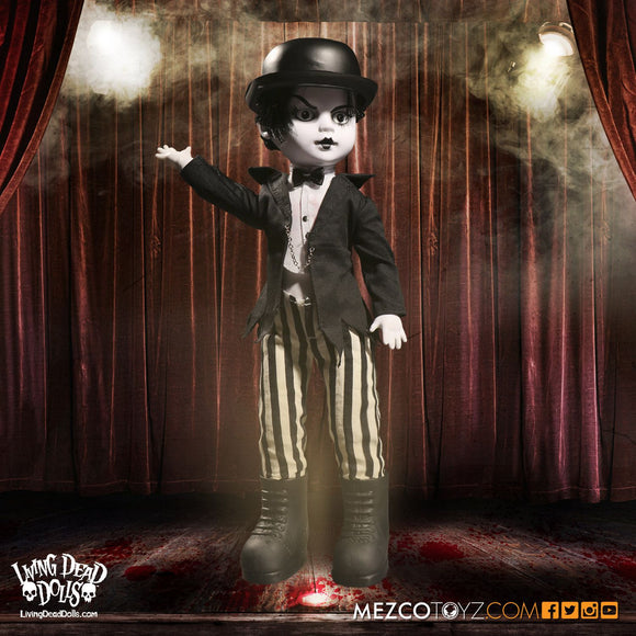 Mezco Living Dead Doll Series 33 Moulin Morgue - Maitre Des Morts
