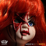 Mezco Living Dead Doll Series 33 Moulin Morgue - Larmés De Sang