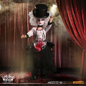 Mezco Living Dead Doll Series 33 Moulin Morgue - Madame La Morte