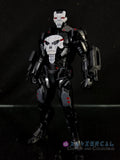 Xavier Cal Custom S. H. Figuarts Marvel War Machine Punisher Ver.