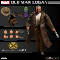 Mezco One:12 Collective Marvel - Old Man Logan Pre-order
