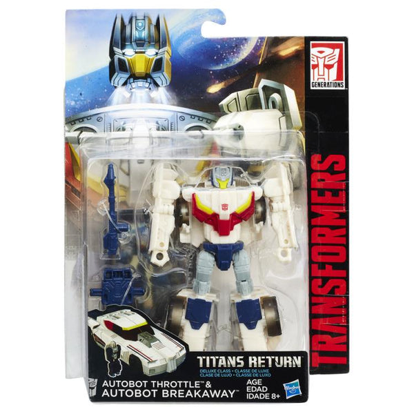 Transformers Titans Return Deluxe Wave 3 - Breakaway