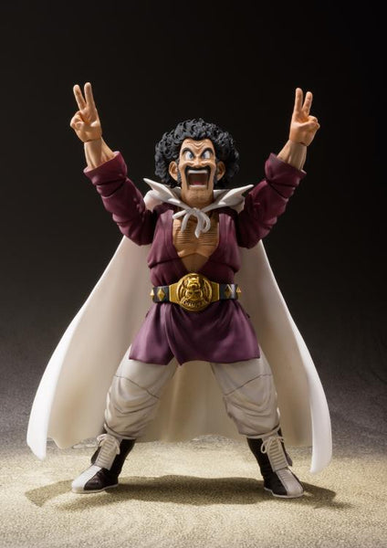 S. H. Figuarts Dragon Ball Z - Mr. Satan / Hercule Pre-order