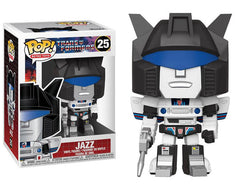 Pop! Animation: Transformers G1 - Jazz