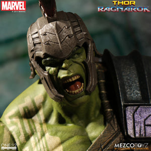 Mezco One:12 Collective Marvel Thor Ragnarok:  Hulk