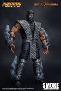 Smoke NYCC 2018 Exclusive Storm Collectibles 1:12 Mortal Kombat