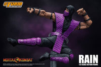 Rain NYCC 2018 Exclusive Storm Collectibles 1:12 Mortal Kombat -Box Damged-