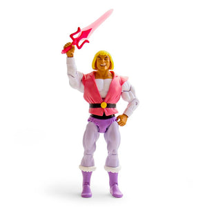 Super7 Masters Of The Universe Classics SDCC 2018 Exclusive Laughing Prince Adam