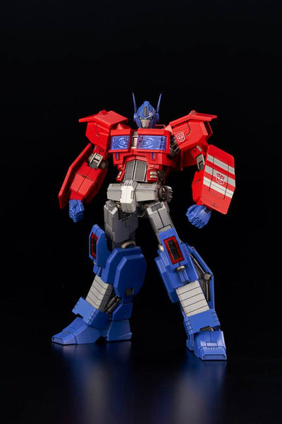 Flame Toys Furai 03 Transformers Optimus Prime IDW Ver Model Kit Pre-order