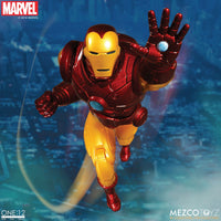 Mezco One:12 Collective Marvel Iron Man Pre-order