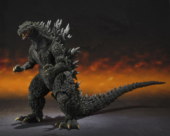 S. H. MonsterArts Godzilla - Godzilla 2000 Millennium (Special Color Edition)