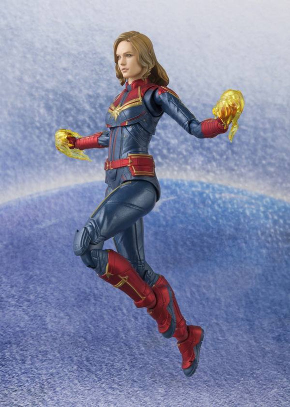 S. H. Figuarts Captain Marvel - Captain Marvel Japanese Early Release Pre-order
